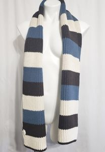 Old Navy color block knit scarf